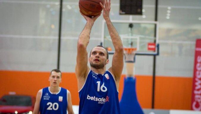 'Avis Utilitas' liedz 'Betsafe/Jūrmala' iekļūt 'OlyBet' izslēgšanas turnīrā