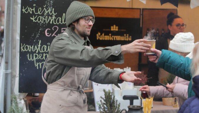 Rīgas ielu ēdiena festivālā apmeklētājus priecēs 16 restorāni