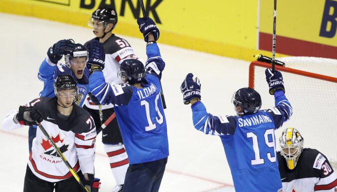 Канадцы на чемпионате мира неожиданно проиграли финнам, американцы — словакам