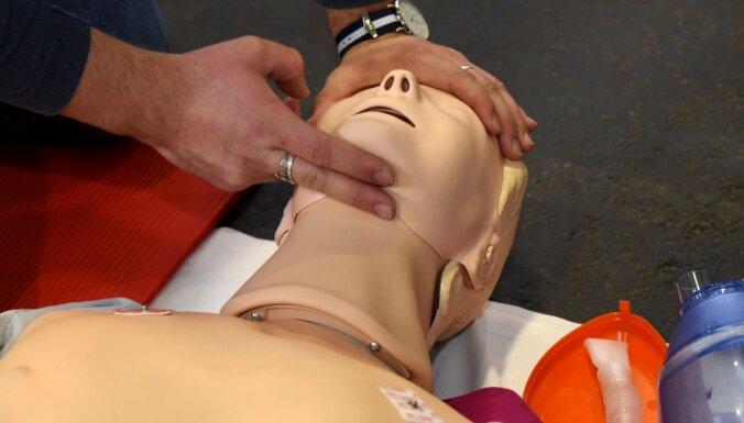 NMPD aicina novērtēt pirmās palīdzības apmācības