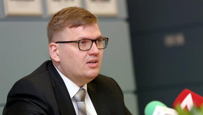 Pašvaldību savienība prasa Pūces demisiju; aicina premjeru uzņemties reformas vadību