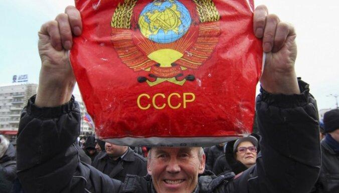Doņeckas separātisti gatavojas pirmajām 'demokrātiskajām' parlamenta vēlēšanām