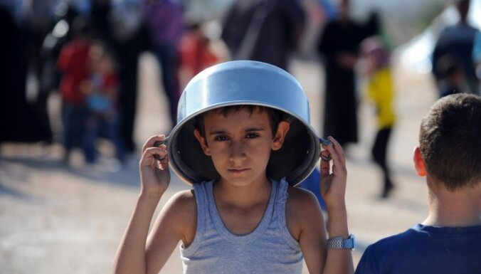 США выделят Сирии еще $155 млн в качестве гуманитарной помощи