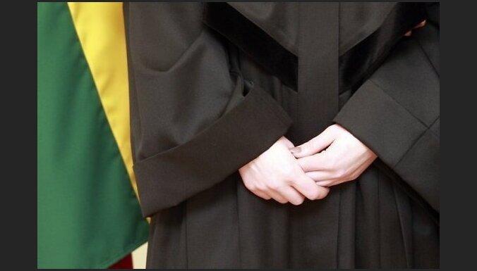 Lietuvas prokurori nodibina arodbiedrību