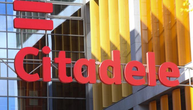 'Citadele': klientu aktivitāte ir atgriezusies pirms Covid-19 līmenī; klientu skaits pieauga par 12%