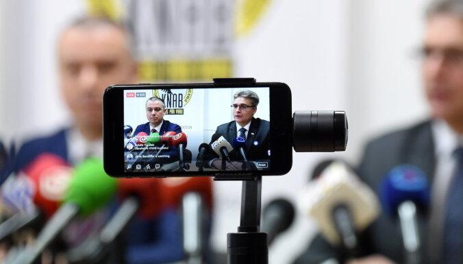 БПБК: Римшевич подозревается в вымогательстве взятки в размере не менее 100 000 евро