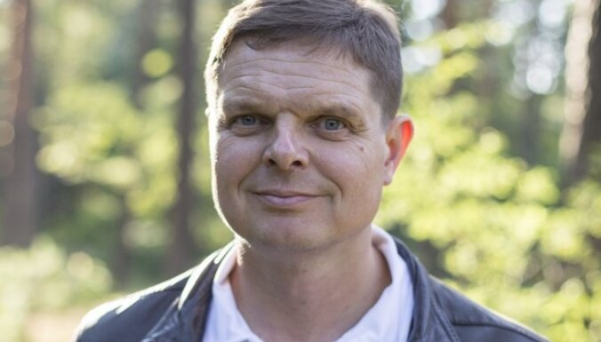 Jānis Bergs: Par Karali Kongu un Latvijas uzņēmēju cerību pilno garu