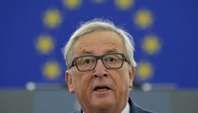"""Юнкер назвал ситуацию в Каталонии """"катастрофой"""""""