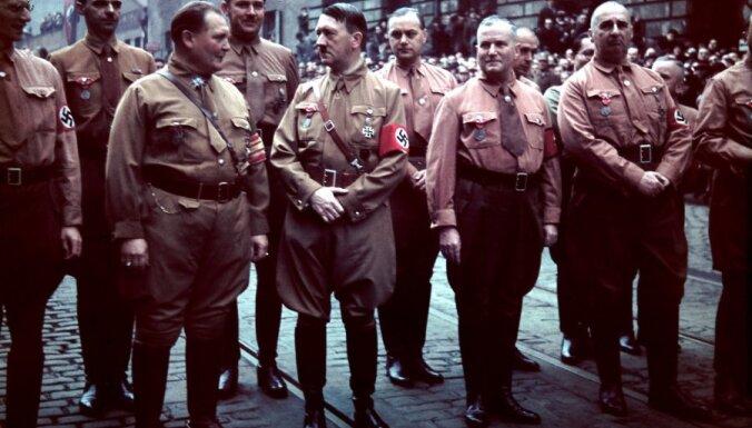 В здании парламента Австрии обнаружили бюсты и портреты Гитлера