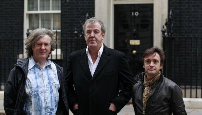'TopGear' galvenais producents: BBC mūs jau sen ienīda