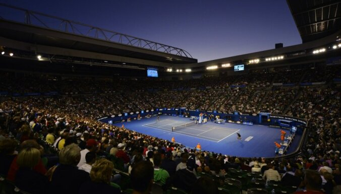 Ostapenko un Sevastova uzzinājušas savas pirmās pretinieces šāgada 'Australian Open'