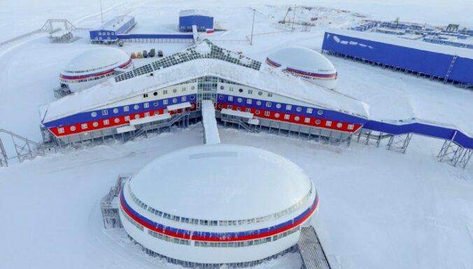 Генсек НАТО заявил о росте военного присутствия России в Арктике