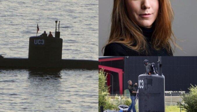 Датский изобретатель сознался в убийстве журналистки на борту своей субмарины