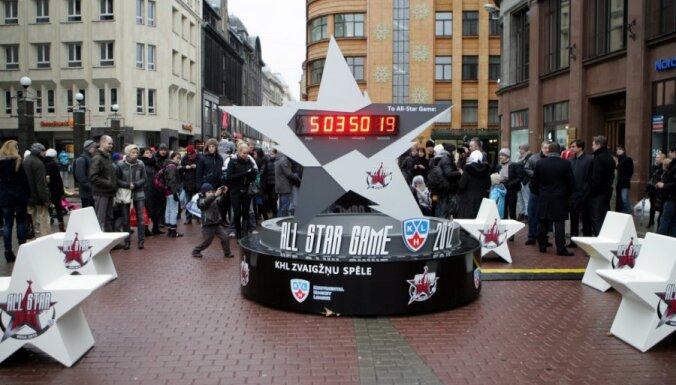 В Риге запущены часы с обратным отсчетом времени