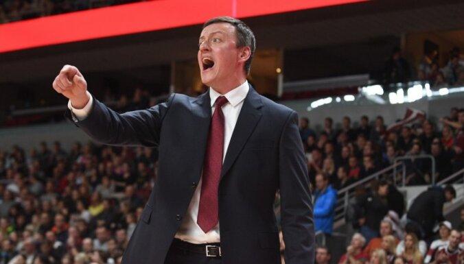 Latvijas basketbola izlases galvenais treneris Vecvagars vadīs arī Kazahstānas vicečempionus