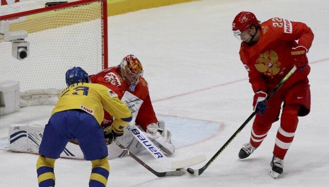 На чемпионате мира по хоккею определились все четвертьфинальные пары