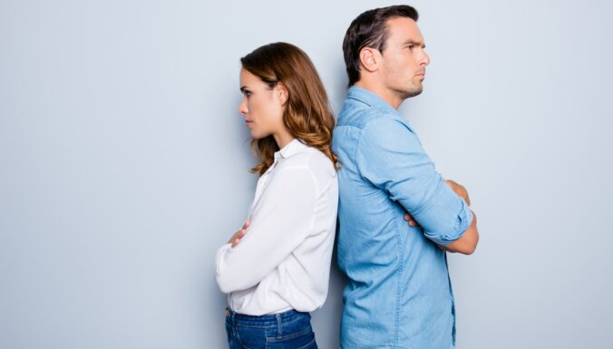 Mazāk kritizē, vairāk ieklausies! Strīdi, kas var novest līdz attiecību galam