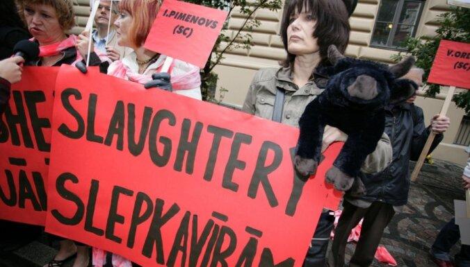Защитники животных: надо запретить халяльный бизнес