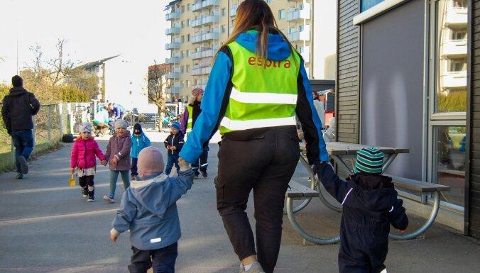 Norvēģijā darbu atsāk bērnudārzi, frizētavas, psihologi, zobārsti un optiķi