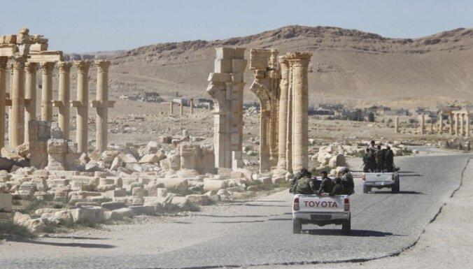 Боевики ИГ начали третье наступление на Пальмиру