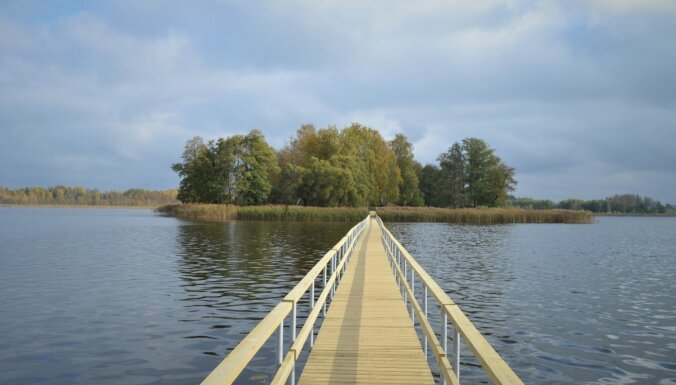Ievērojami tūrisma objekti Latvijā, kurus atklāja 2020. gadā
