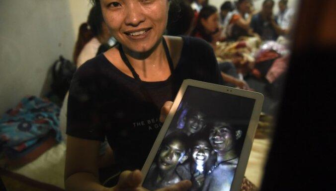 Найденные в Таиланде дети могут провести в пещере несколько месяцев