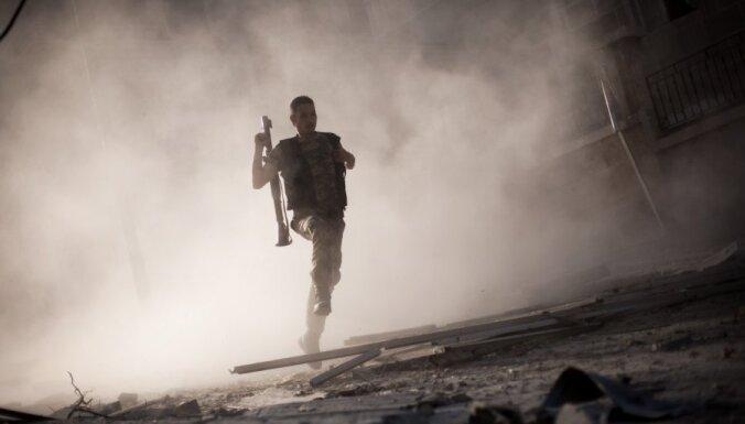 Сирия передала в ООН список убитых наемников, в том числе из Чечни