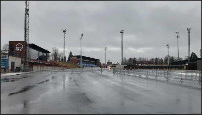 Igaunija laikapstākļu dēļ nespēs uzņemt Eiropas čempionātu biatlonā