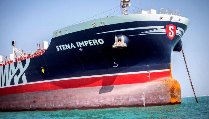 Латвийский моряк и другие освобожденные члены экипажа танкера Stena Impero покинули Иран