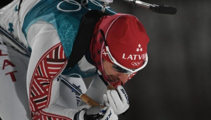 Latvijas vīriešu patruļas komandai 16.vieta pasaules ziemas čempionātā militārpersonām