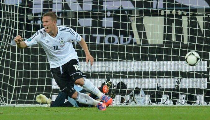 Немцы не россияне: играть, так играть