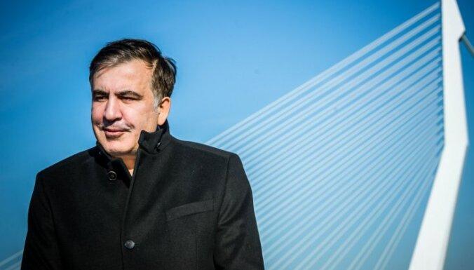 Саакашвили рассказал, чем займется на Украине