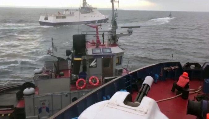 Посол Украины в ФРГ призвал ЕС и НАТО отправить корабли в Азовское море