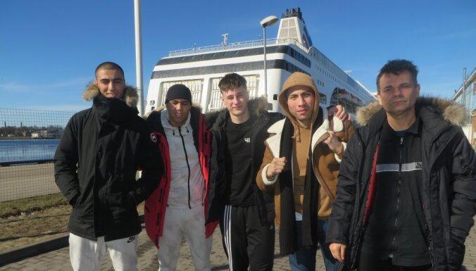 ФОТО: В Елгаве прошел юбилейный международный турнир по боксу