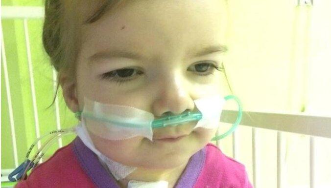 За три дня удалось собрать сумму для операции на сердце маленькой Беатрисы