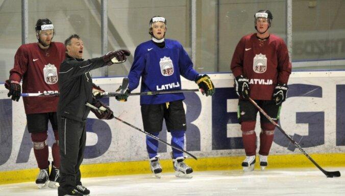 В тренерский штаб сборной Латвии возвращается строгий канадец