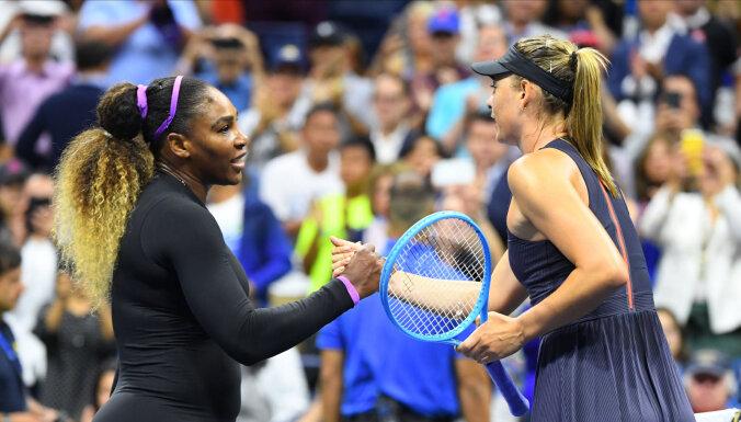 В одну калитку: Серена разгромила Шарапову на US Open