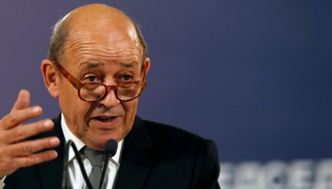 Париж обвинил Москву в попытках запутать расследование химатаки в Сирии