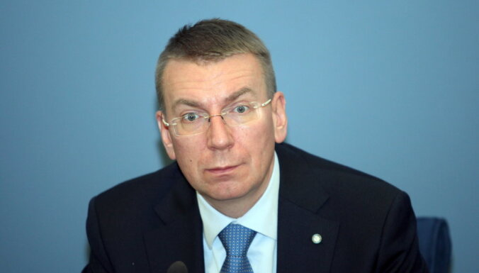 Ринкевич: на переговорах по Brexit следует уважать интересы латвийцев