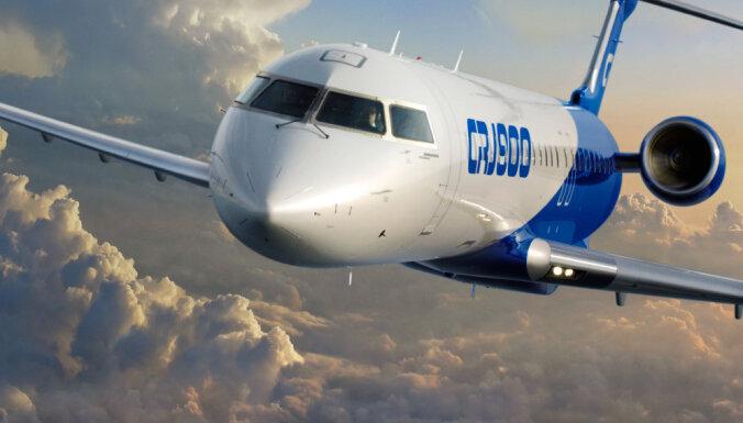 Авария Bombardier: Эстонская авиакомпания отменила рейс Таллин-Мюнхен