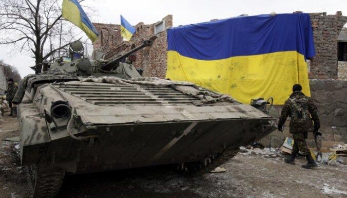 Polija aicina nosūtīt ANO miera spēkus uz visu konflikta zonu Ukrainā