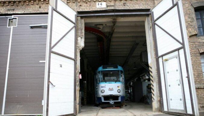 Gaidāmas izmaiņas 5. tramvaja maršrutā