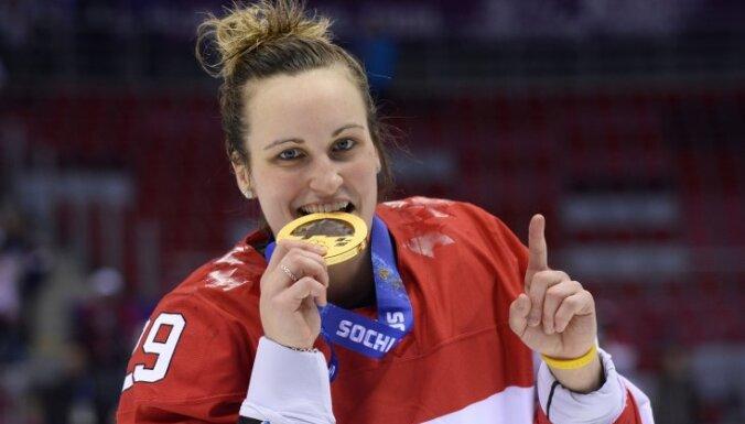 Хоккеистки Канады чудом в четвертый раз выиграли Олимпиаду