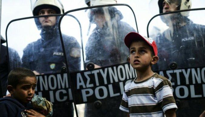 В 2020 году Греция ожидает около ста тысяч беженцев