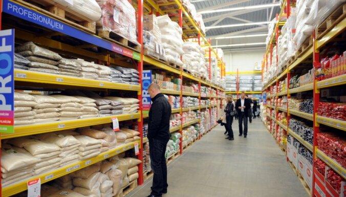 Februārī gada inflācija sasniedz 3,4%