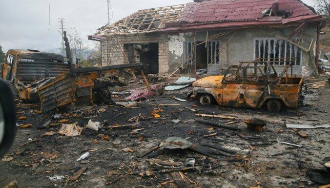 Глава Красного Креста рассказал о сложностях с поиском тел в Карабахе
