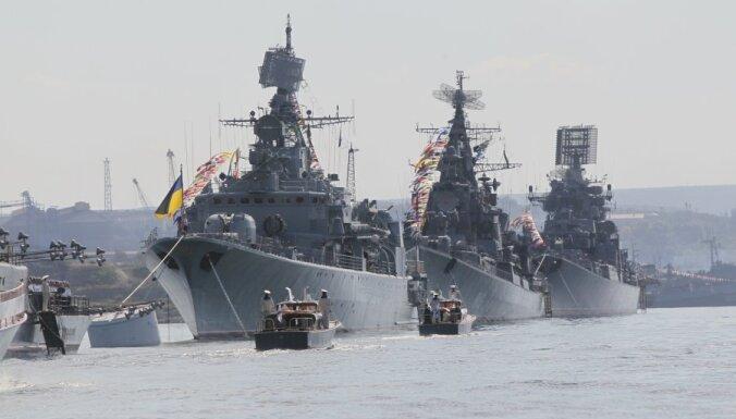 США укрепляют украинский флот, чтобы воспрепятствовать России