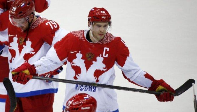 Знарок дозаявил двух хоккеистов, а капитаном россиян выбран Дацюк