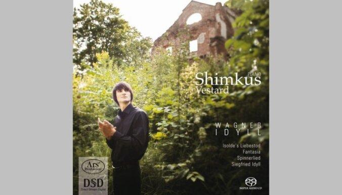 Klajā laists Vestarda Šimkus soloalbums 'Vāgnera idille'