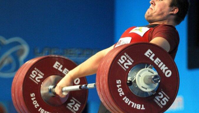 Arturs Plesnieks, 105 kg